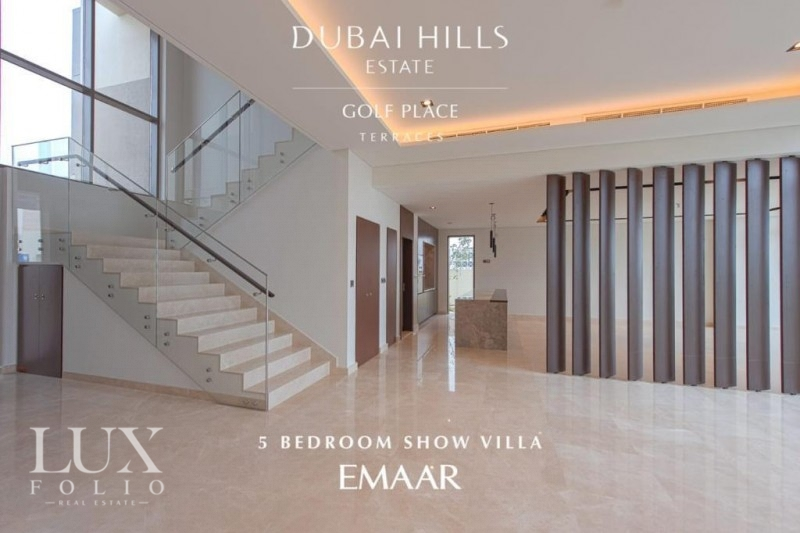 Golf Place, Dubai Hills Estate, Dubai image 1