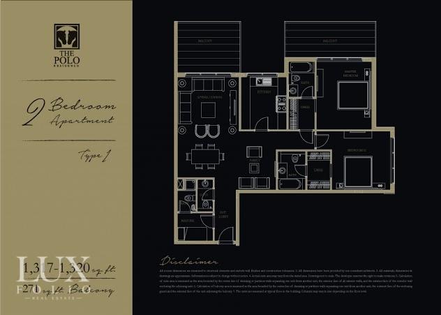 The Polo Residence, Meydan Avenue, Dubai image 13