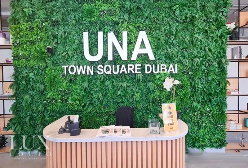 Una Apartments, Town Square, Dubai image 0