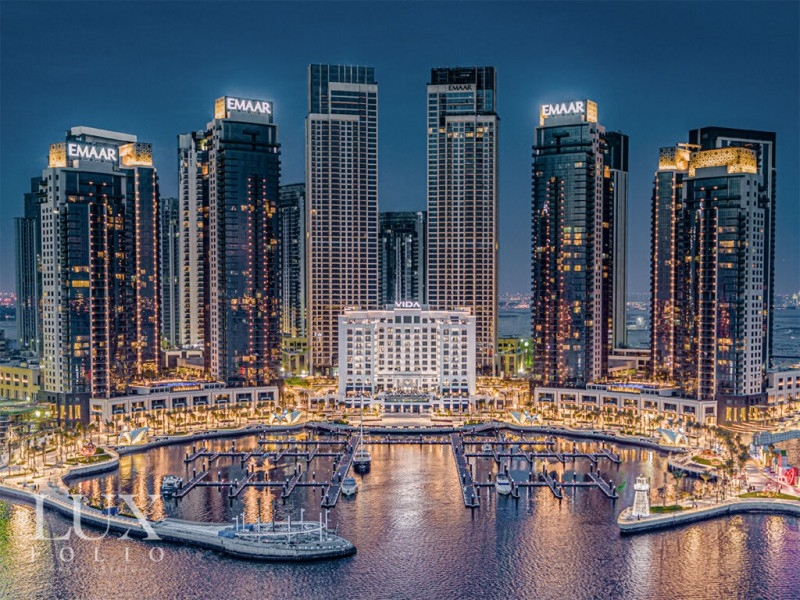 Dubai Creek Residence Tower 1 North, Dubai Creek Harbour, Dubai image 8