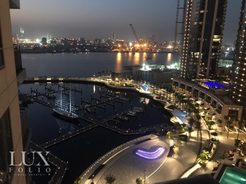 Dubai Creek Residence Tower 1 South, Dubai Creek Harbour, Dubai image 2