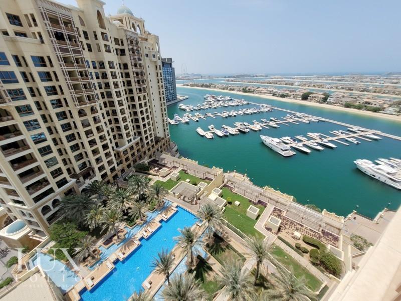 Marina Residence 2, Palm Jumeirah, Dubai image 0