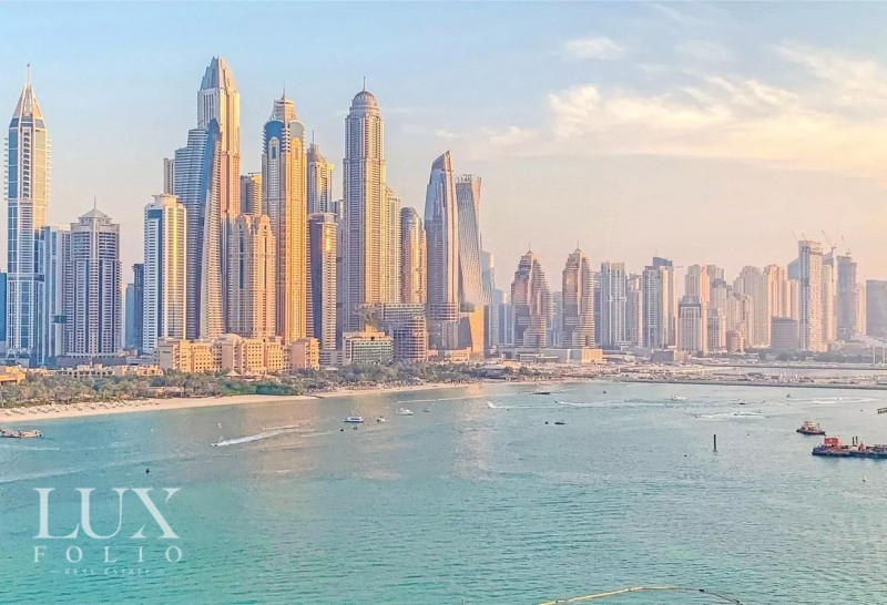 Sunrise Bay, EMAAR Beachfront, Dubai image 0