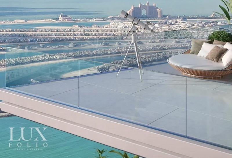 Beach Vista, EMAAR Beachfront, Dubai image 8