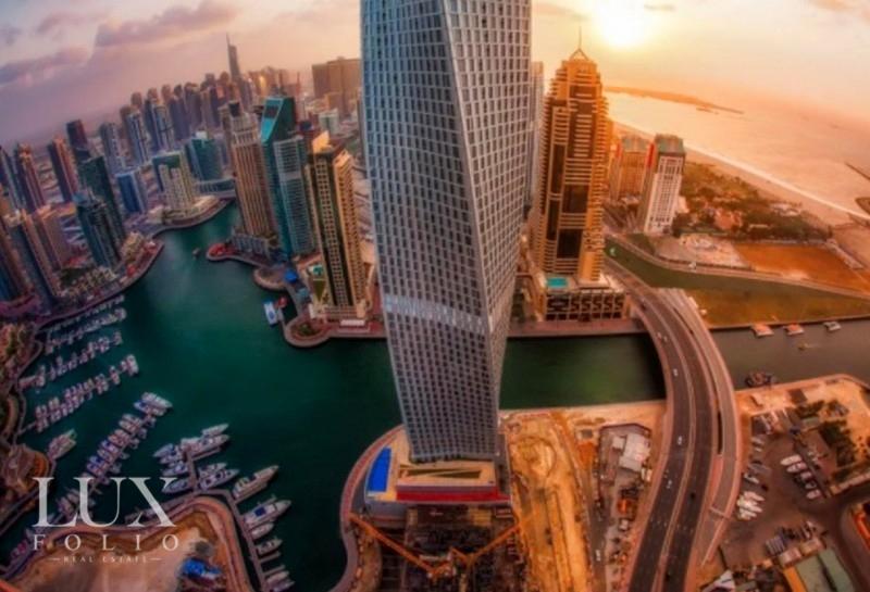Cayan Tower, Dubai Marina, Dubai image 16