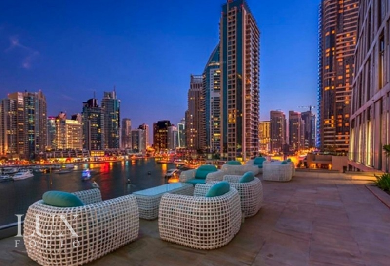 Cayan Tower, Dubai Marina, Dubai image 4