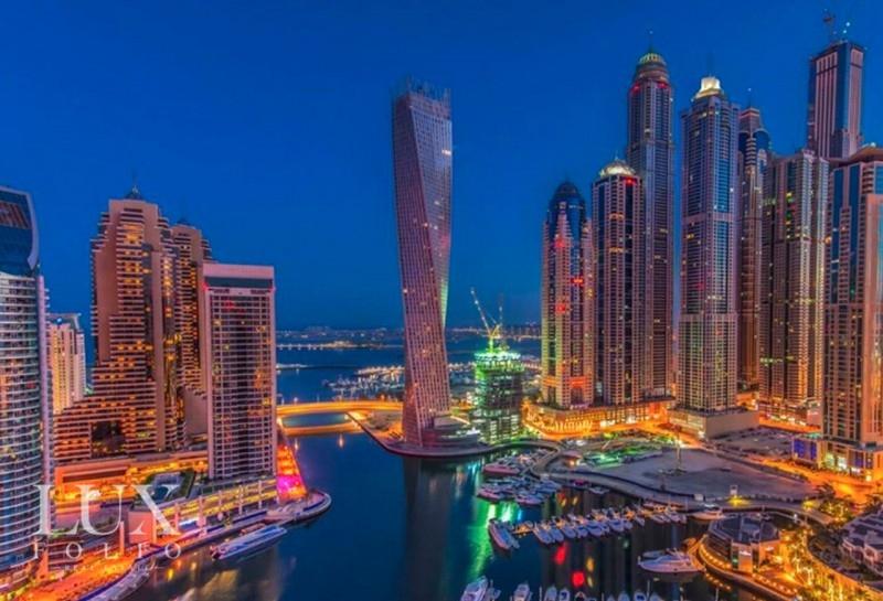 Cayan Tower, Dubai Marina, Dubai image 17
