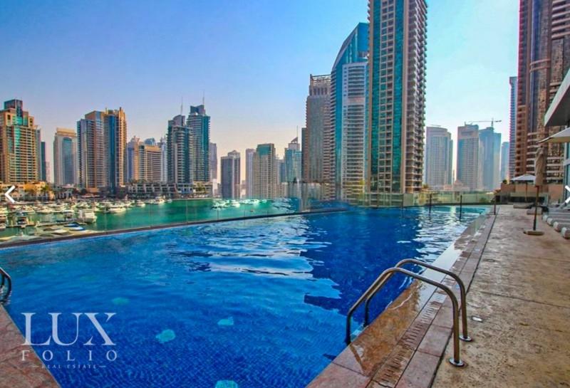 Cayan Tower, Dubai Marina, Dubai image 38