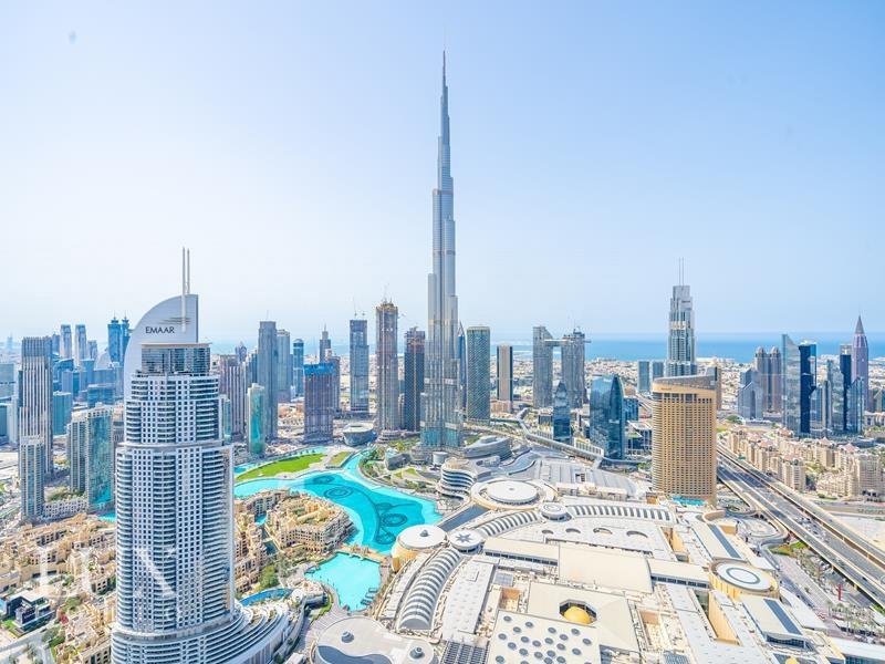 The Address Residence Fountain Views 3, Downtown Dubai, Dubai image 0