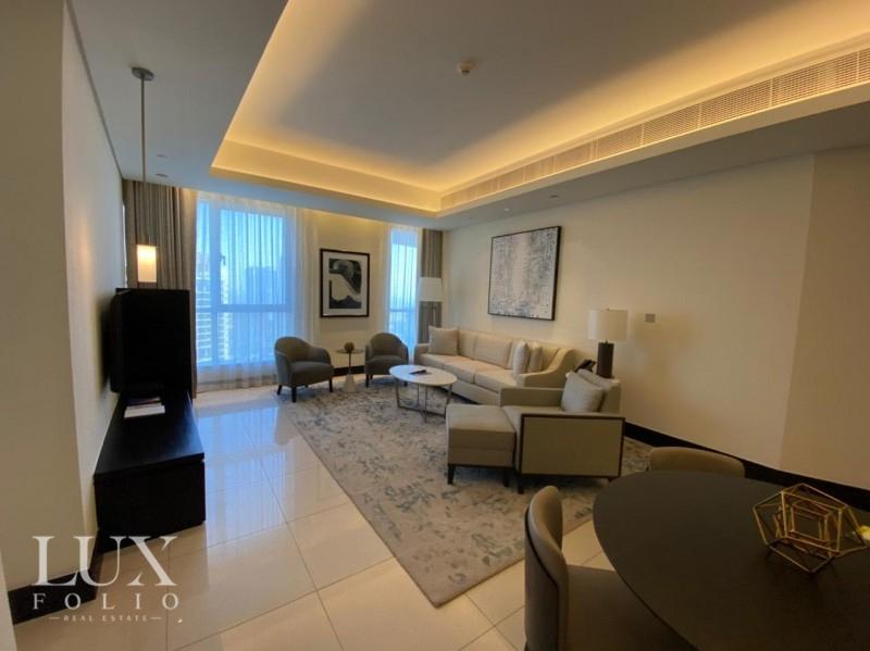 The Address Downtown Hotel, Downtown Dubai, Dubai image 1