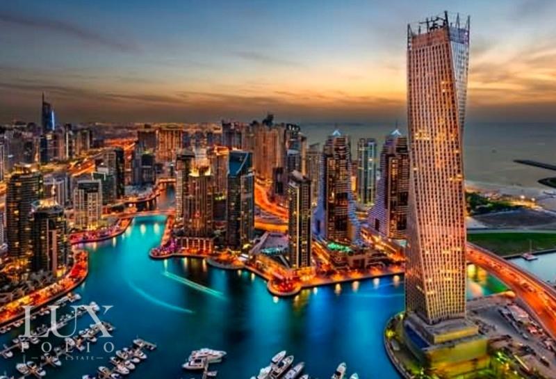 Cayan Tower, Dubai Marina, Dubai image 23