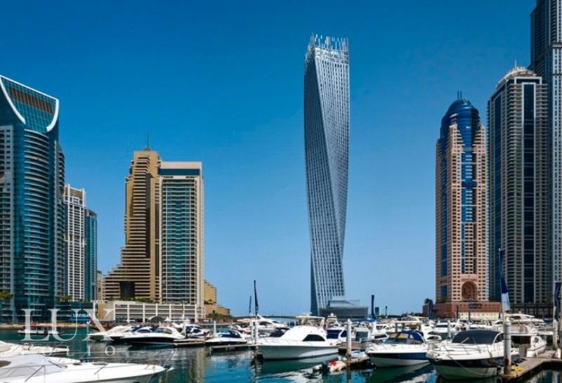 Cayan Tower, Dubai Marina, Dubai image 20