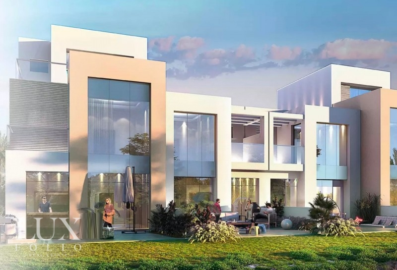 The Park Villas, Akoya (DAMAC Hills), Dubai image 3