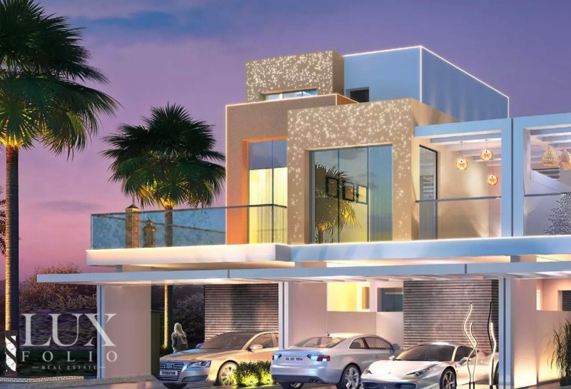 The Park Villas, Akoya (DAMAC Hills), Dubai image 1