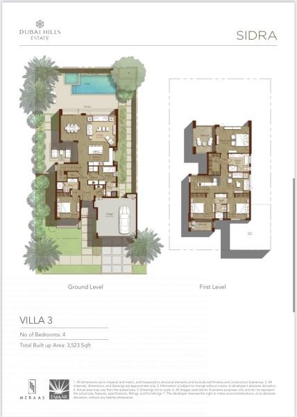 Sidra Villas II, Dubai Hills Estate, Dubai image 13