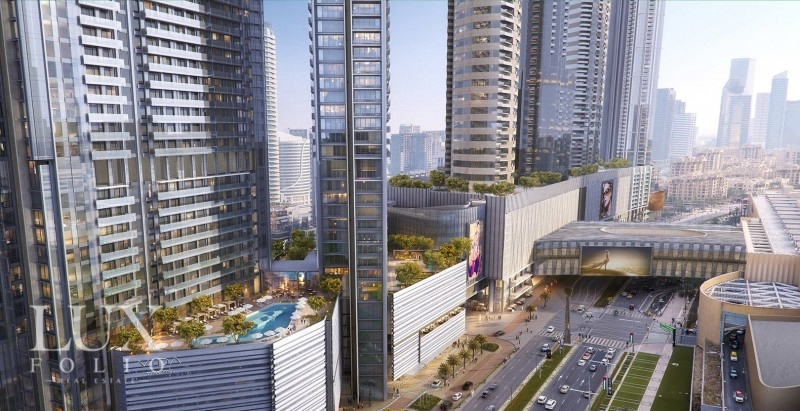 Vida Residence - Dubai Mall, Downtown Dubai, Dubai image 0