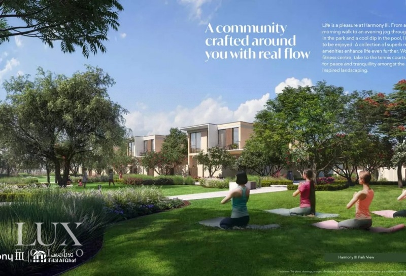 Harmony, Tilal Al Ghaf Development, Dubai image 9