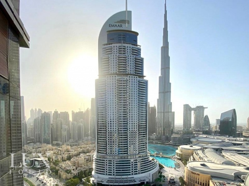 Boulevard Point, Downtown Dubai, Dubai image 0