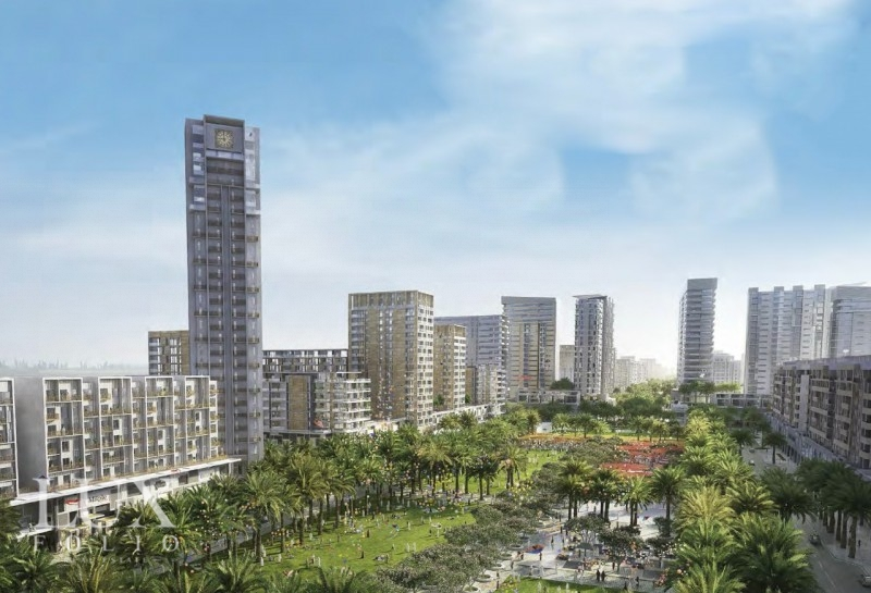 Rawda Apartments, Town Square, Dubai image 8