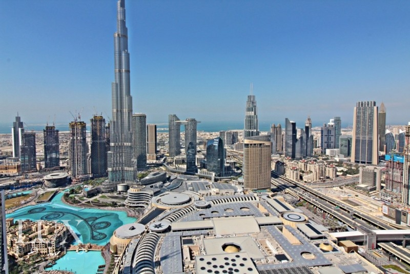 The Address Residence Fountain Views Sky Collection 2, Downtown Dubai, Dubai image 0