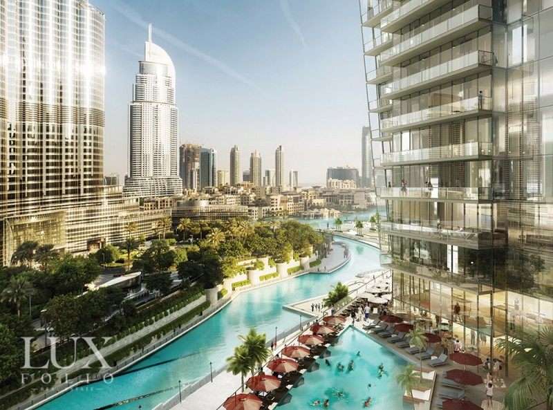 The Address Residences Dubai Opera Tower 1, Downtown Dubai, Dubai image 1
