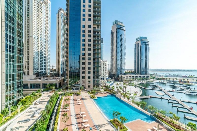 Dubai Creek Residence Tower 1 North, Dubai Creek Harbour, Dubai image 0