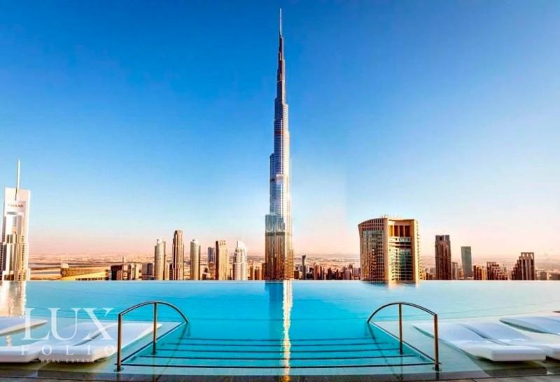The Address Sky View Tower 1, Downtown Dubai, Dubai image 0