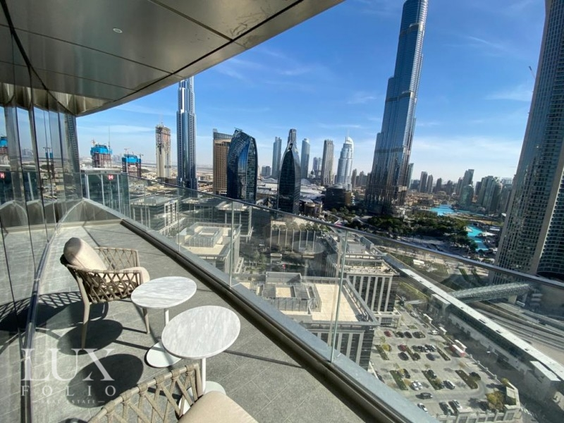 The Address Sky View Tower 1, Downtown Dubai, Dubai image 2