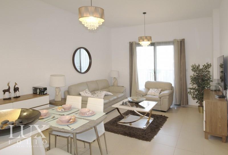 Zahra Apartments 2B, Town Square, Dubai image 1