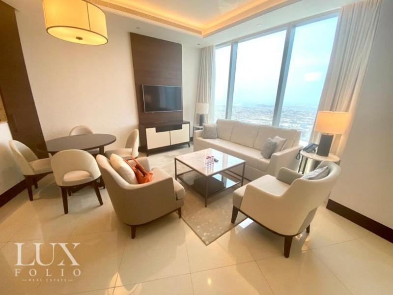 The Address Sky View Tower 2, Downtown Dubai, Dubai image 1