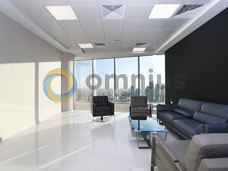 No Commission! Fabulously Fitted Office High Floor